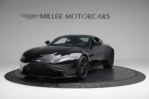New 2019 Aston Martin Vantage V8 for sale Sold at Bentley Greenwich in Greenwich CT 06830 11