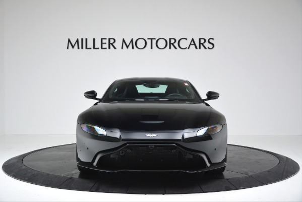 New 2019 Aston Martin Vantage V8 for sale Sold at Bentley Greenwich in Greenwich CT 06830 12