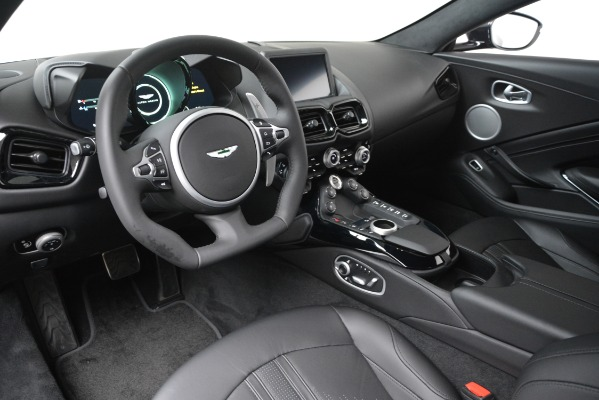 New 2019 Aston Martin Vantage V8 for sale Sold at Bentley Greenwich in Greenwich CT 06830 14