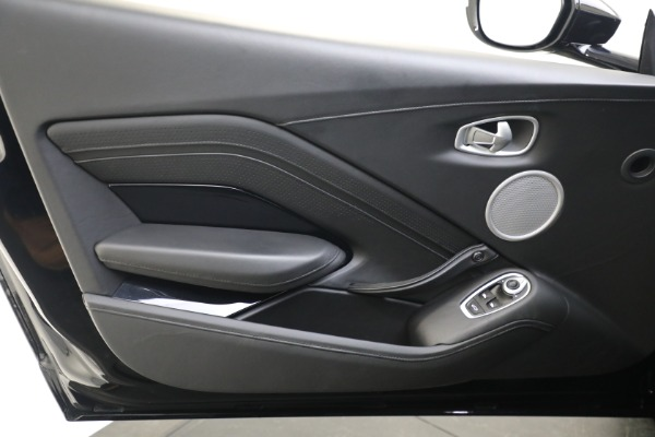 New 2019 Aston Martin Vantage V8 for sale Sold at Bentley Greenwich in Greenwich CT 06830 15