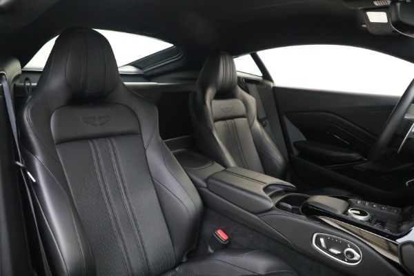 New 2019 Aston Martin Vantage V8 for sale Sold at Bentley Greenwich in Greenwich CT 06830 18