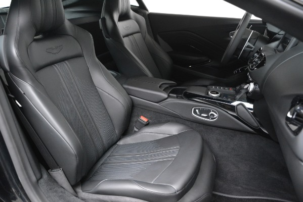 New 2019 Aston Martin Vantage V8 for sale Sold at Bentley Greenwich in Greenwich CT 06830 19