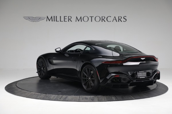 New 2019 Aston Martin Vantage V8 for sale Sold at Bentley Greenwich in Greenwich CT 06830 4