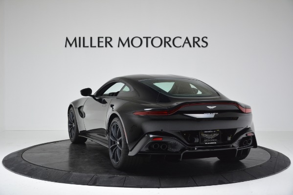 New 2019 Aston Martin Vantage V8 for sale Sold at Bentley Greenwich in Greenwich CT 06830 5