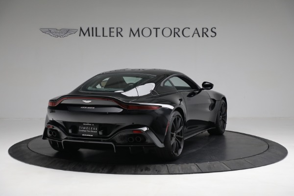 New 2019 Aston Martin Vantage V8 for sale Sold at Bentley Greenwich in Greenwich CT 06830 6