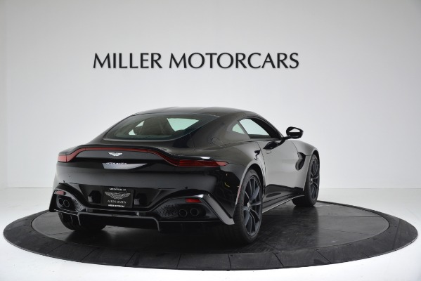 New 2019 Aston Martin Vantage V8 for sale Sold at Bentley Greenwich in Greenwich CT 06830 7