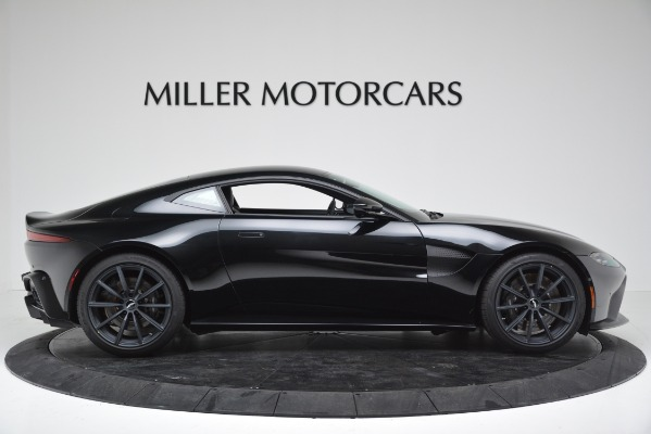 New 2019 Aston Martin Vantage V8 for sale Sold at Bentley Greenwich in Greenwich CT 06830 9