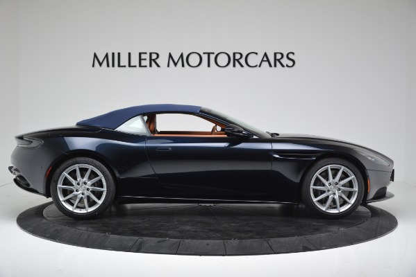 New 2019 Aston Martin DB11 V8 for sale Sold at Bentley Greenwich in Greenwich CT 06830 16