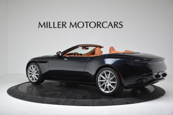 New 2019 Aston Martin DB11 V8 for sale Sold at Bentley Greenwich in Greenwich CT 06830 4