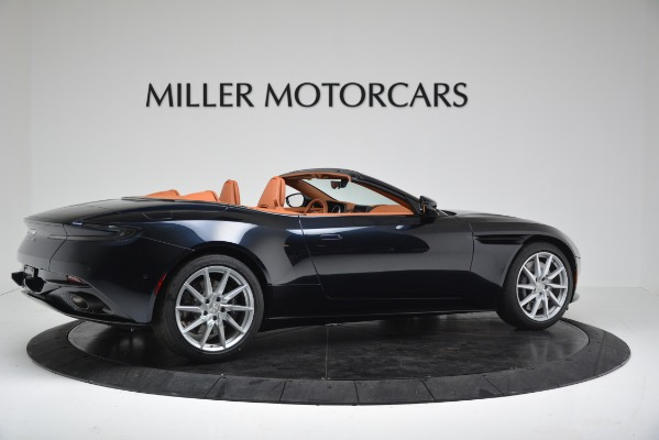New 2019 Aston Martin DB11 V8 for sale Sold at Bentley Greenwich in Greenwich CT 06830 8