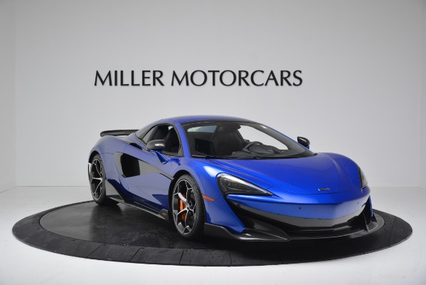 New 2020 McLaren 600LT SPIDER Convertible for sale Sold at Bentley Greenwich in Greenwich CT 06830 17