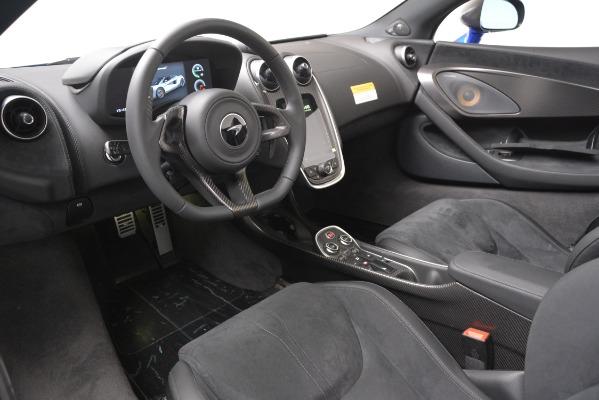 New 2020 McLaren 600LT SPIDER Convertible for sale $304,970 at Bentley Greenwich in Greenwich CT 06830 19