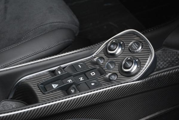 New 2020 McLaren 600LT SPIDER Convertible for sale $304,970 at Bentley Greenwich in Greenwich CT 06830 26