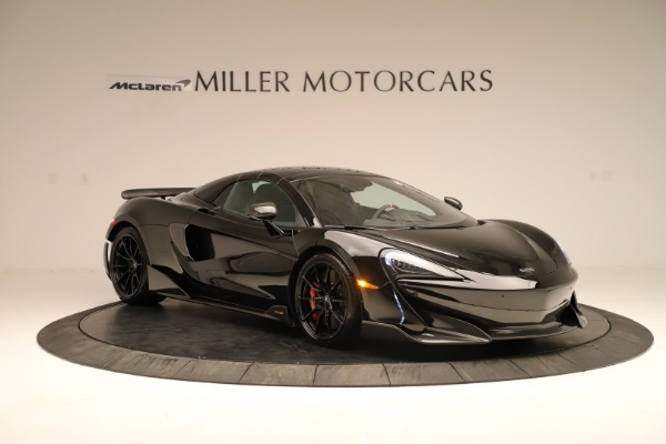 Used 2020 McLaren 600LT Spider for sale $249,900 at Bentley Greenwich in Greenwich CT 06830 15