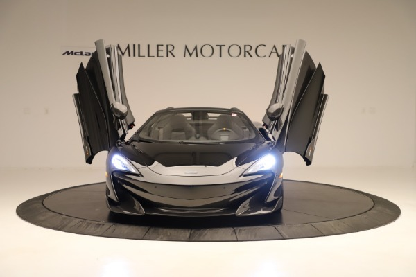 Used 2020 McLaren 600LT Spider for sale $249,900 at Bentley Greenwich in Greenwich CT 06830 16