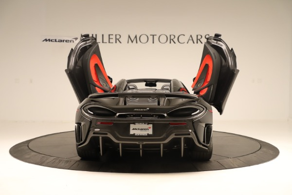 Used 2020 McLaren 600LT Spider for sale $249,900 at Bentley Greenwich in Greenwich CT 06830 20