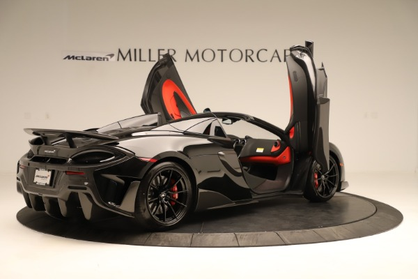 Used 2020 McLaren 600LT Spider for sale $249,900 at Bentley Greenwich in Greenwich CT 06830 21