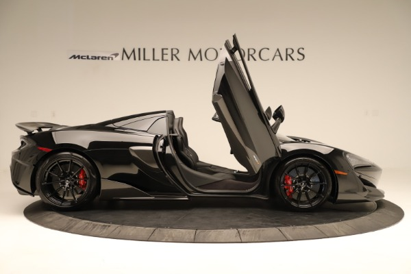 Used 2020 McLaren 600LT Spider for sale $249,900 at Bentley Greenwich in Greenwich CT 06830 22