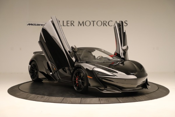 Used 2020 McLaren 600LT Spider for sale $249,900 at Bentley Greenwich in Greenwich CT 06830 23