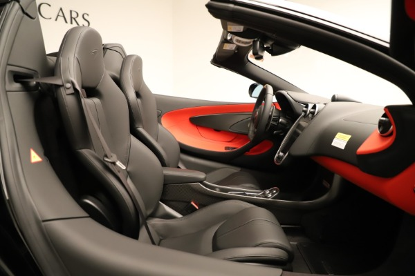 Used 2020 McLaren 600LT Spider for sale $249,900 at Bentley Greenwich in Greenwich CT 06830 24