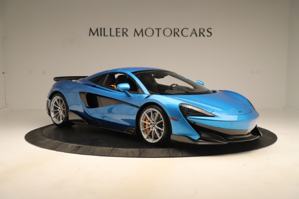 New 2020 McLaren 600LT SPIDER Convertible for sale $303,059 at Bentley Greenwich in Greenwich CT 06830 16
