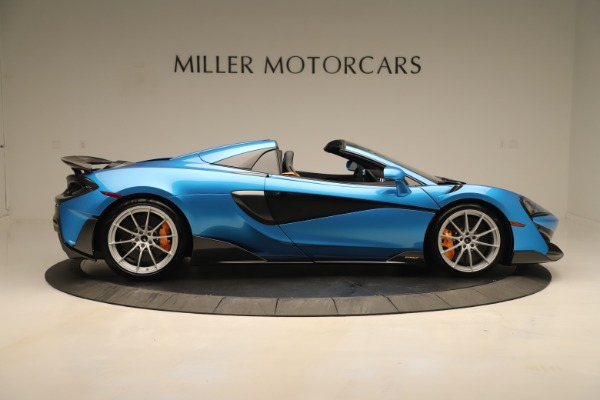 New 2020 McLaren 600LT SPIDER Convertible for sale $303,059 at Bentley Greenwich in Greenwich CT 06830 6