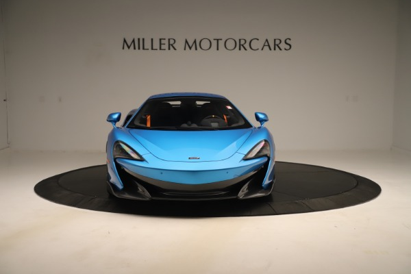 New 2020 McLaren 600LT SPIDER Convertible for sale $303,059 at Bentley Greenwich in Greenwich CT 06830 9