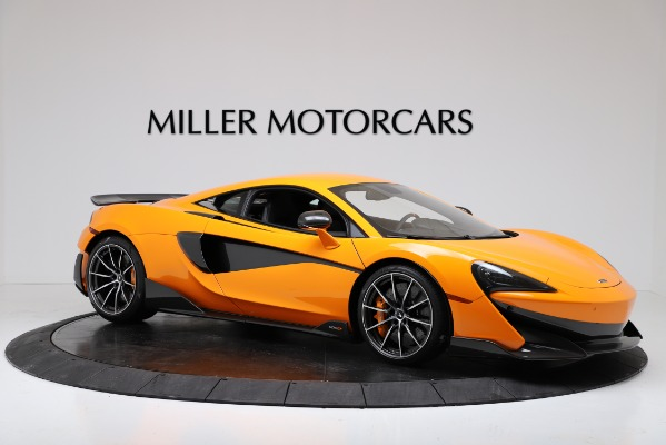 New 2019 McLaren 600LT Coupe for sale Call for price at Bentley Greenwich in Greenwich CT 06830 10