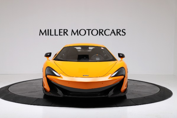 New 2019 McLaren 600LT Coupe for sale Call for price at Bentley Greenwich in Greenwich CT 06830 12