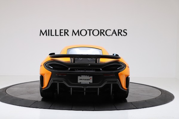 New 2019 McLaren 600LT Coupe for sale Call for price at Bentley Greenwich in Greenwich CT 06830 6
