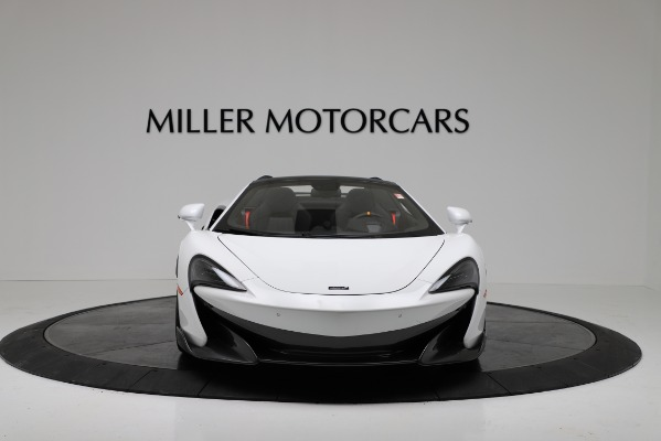 New 2020 McLaren 600LT Convertible for sale Sold at Bentley Greenwich in Greenwich CT 06830 12