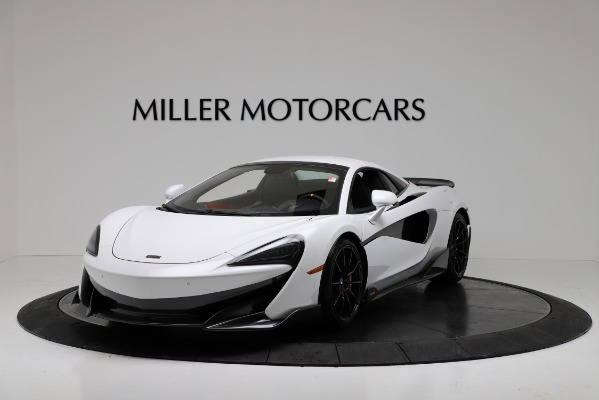 New 2020 McLaren 600LT Convertible for sale Sold at Bentley Greenwich in Greenwich CT 06830 13