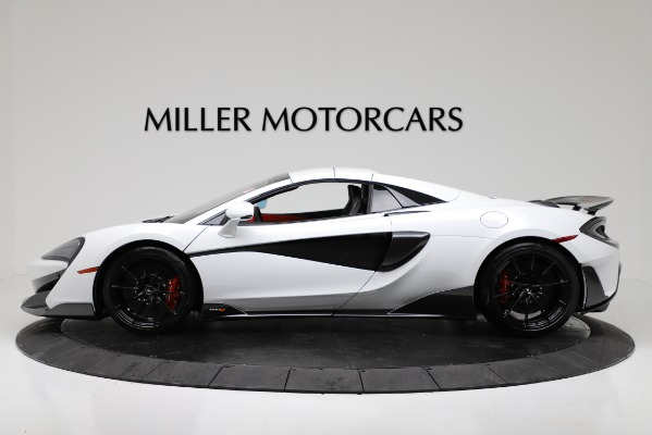 New 2020 McLaren 600LT Convertible for sale Sold at Bentley Greenwich in Greenwich CT 06830 14
