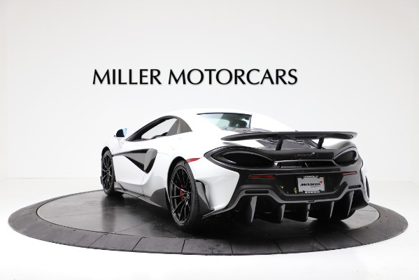 New 2020 McLaren 600LT Convertible for sale Sold at Bentley Greenwich in Greenwich CT 06830 15