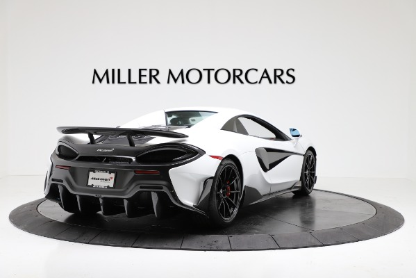 New 2020 McLaren 600LT Convertible for sale Sold at Bentley Greenwich in Greenwich CT 06830 16