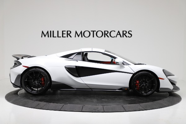 New 2020 McLaren 600LT Convertible for sale Sold at Bentley Greenwich in Greenwich CT 06830 17