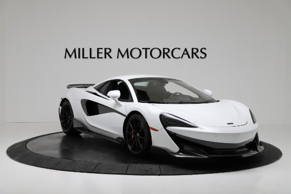 New 2020 McLaren 600LT Convertible for sale Sold at Bentley Greenwich in Greenwich CT 06830 18
