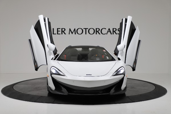 New 2020 McLaren 600LT Convertible for sale Sold at Bentley Greenwich in Greenwich CT 06830 19
