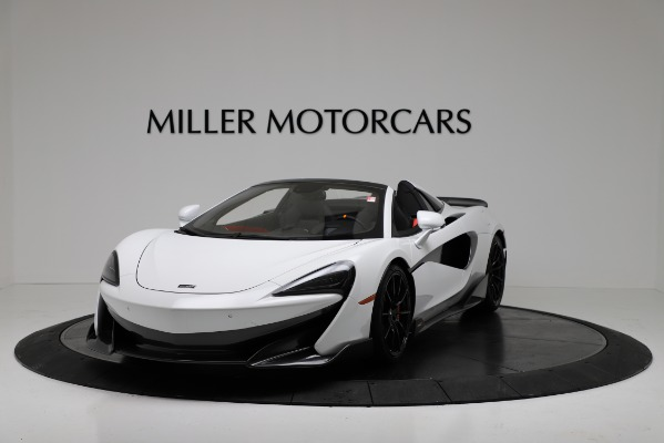 New 2020 McLaren 600LT Convertible for sale Sold at Bentley Greenwich in Greenwich CT 06830 2