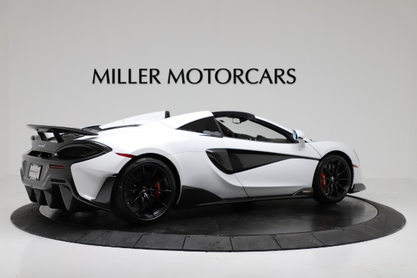 New 2020 McLaren 600LT Convertible for sale Sold at Bentley Greenwich in Greenwich CT 06830 8