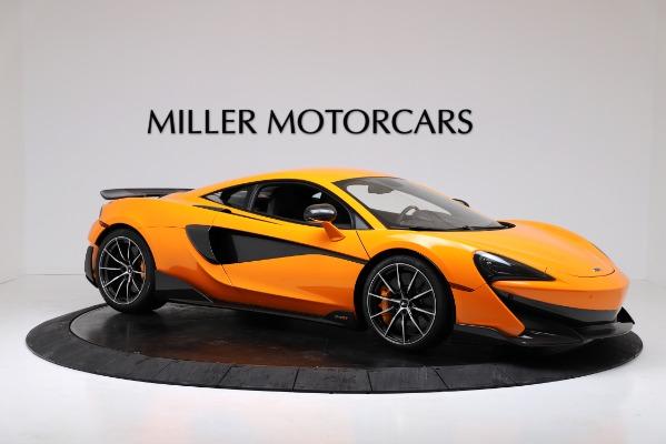New 2019 McLaren 600LT for sale $279,310 at Bentley Greenwich in Greenwich CT 06830 10