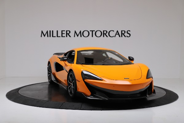 New 2019 McLaren 600LT Coupe for sale Call for price at Bentley Greenwich in Greenwich CT 06830 11