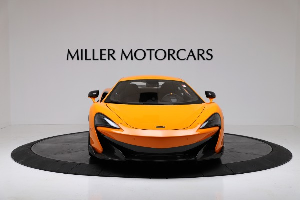 New 2019 McLaren 600LT Coupe for sale $279,310 at Bentley Greenwich in Greenwich CT 06830 12