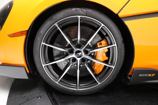 New 2019 McLaren 600LT for sale $279,310 at Bentley Greenwich in Greenwich CT 06830 13