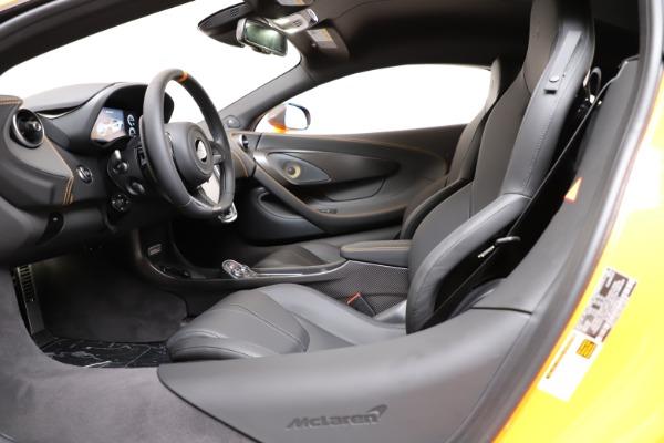 New 2019 McLaren 600LT for sale $279,310 at Bentley Greenwich in Greenwich CT 06830 15