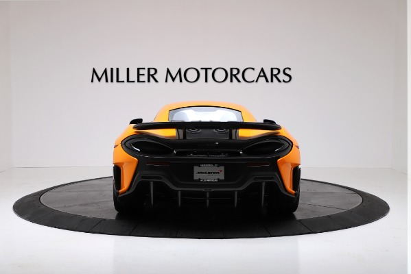 New 2019 McLaren 600LT Coupe for sale $279,310 at Bentley Greenwich in Greenwich CT 06830 6