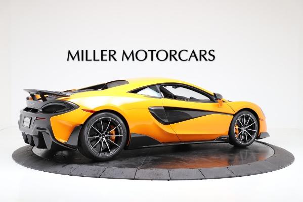 New 2019 McLaren 600LT for sale $279,310 at Bentley Greenwich in Greenwich CT 06830 8