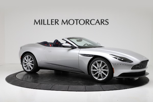 Used 2019 Aston Martin DB11 Volante for sale $204,900 at Bentley Greenwich in Greenwich CT 06830 10