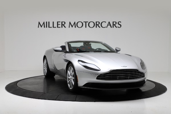 Used 2019 Aston Martin DB11 Volante for sale $204,900 at Bentley Greenwich in Greenwich CT 06830 11