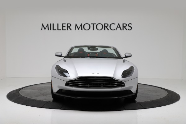Used 2019 Aston Martin DB11 Volante for sale $204,900 at Bentley Greenwich in Greenwich CT 06830 12